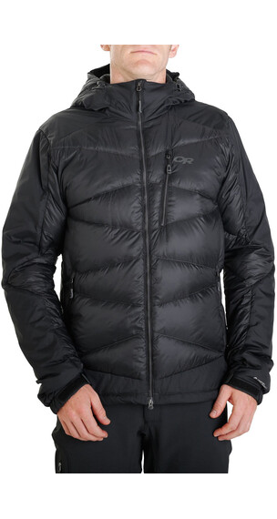 Outdoor Research M's Diode Hooded jacket 001-Black